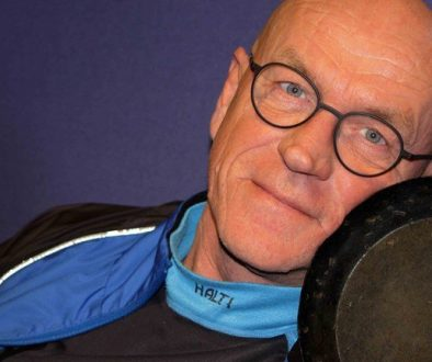 Thomas Hedengran i intervju i P4