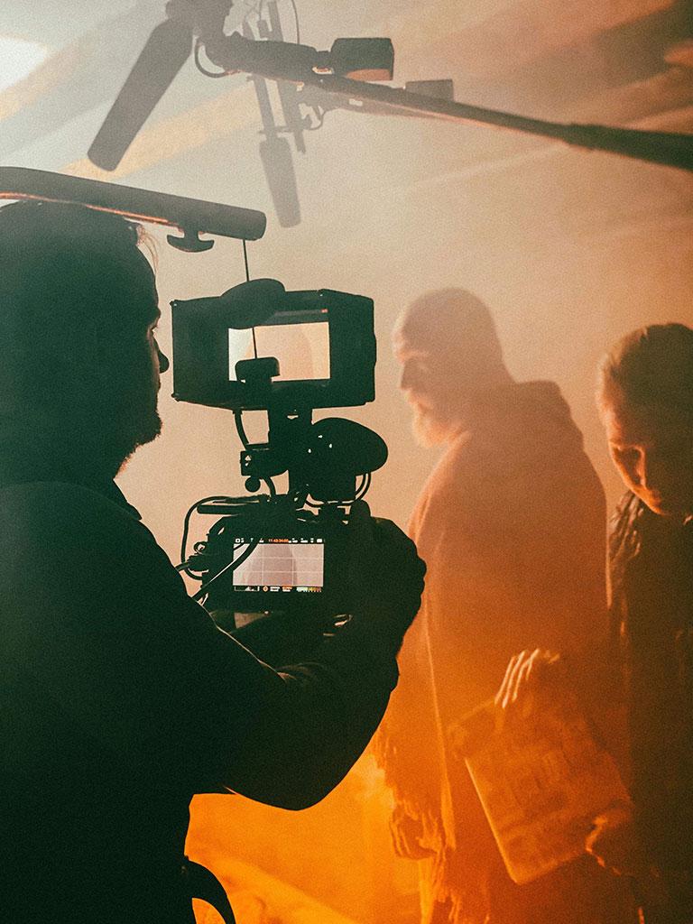 Kortfilm Varnagel. Foto: Thomas Gustavsson